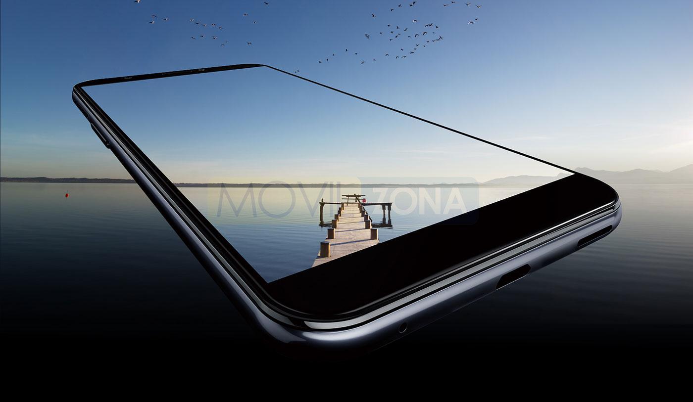 HTC Desire 12s pantalla