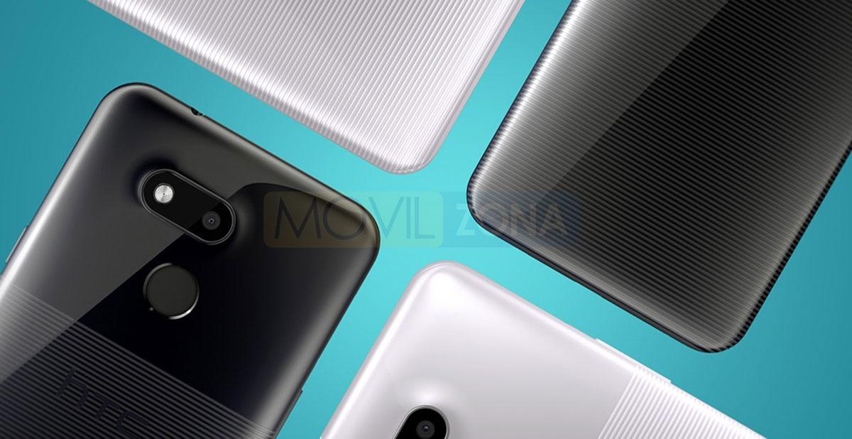 HTC Desire 12s cámara