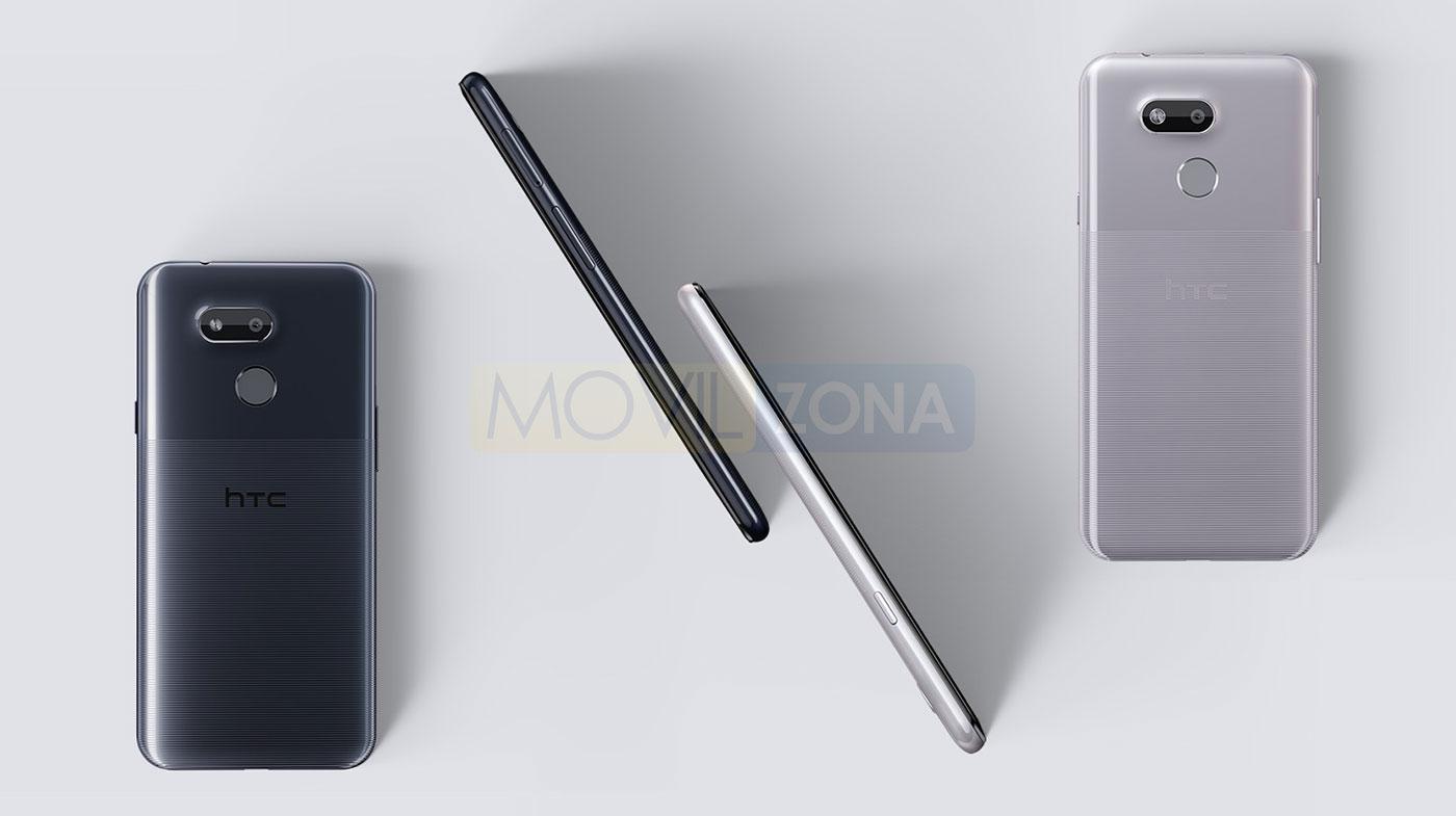 HTC Desire 12s diseño