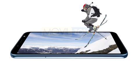 HTC U12 LIFE pantalla
