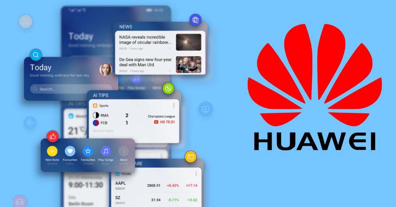 Huawei Asistente
