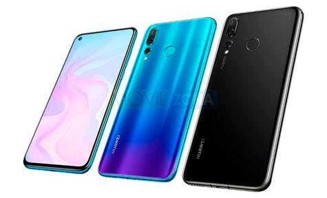 Huawei Nova 4 color