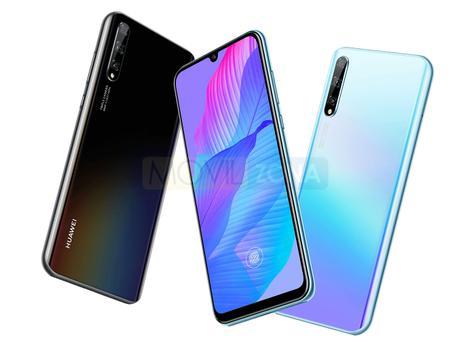Huawei Y8p color