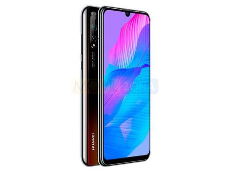 Huawei Y8p diseño