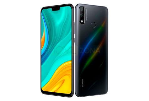 Huawei Y8s diseño