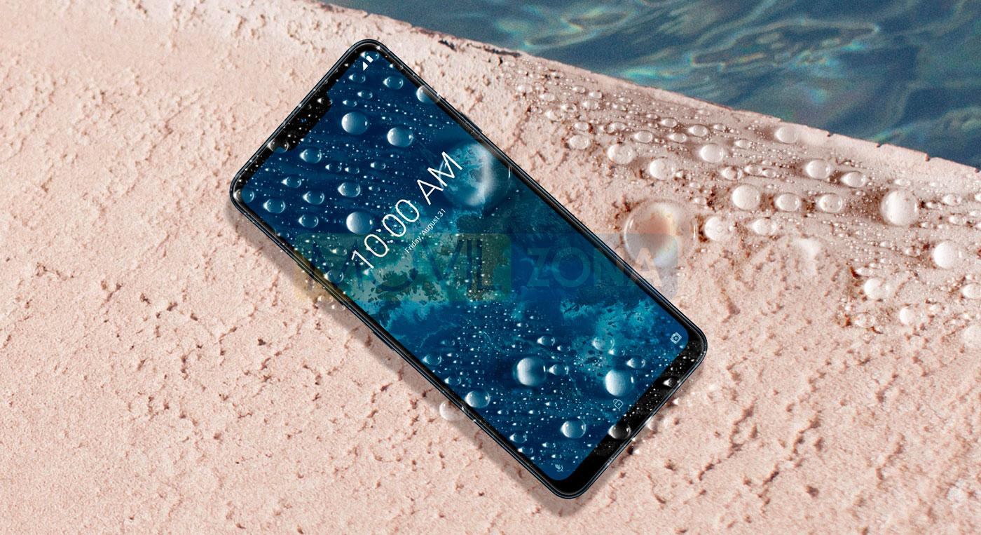 LG G7 One resistente al agua