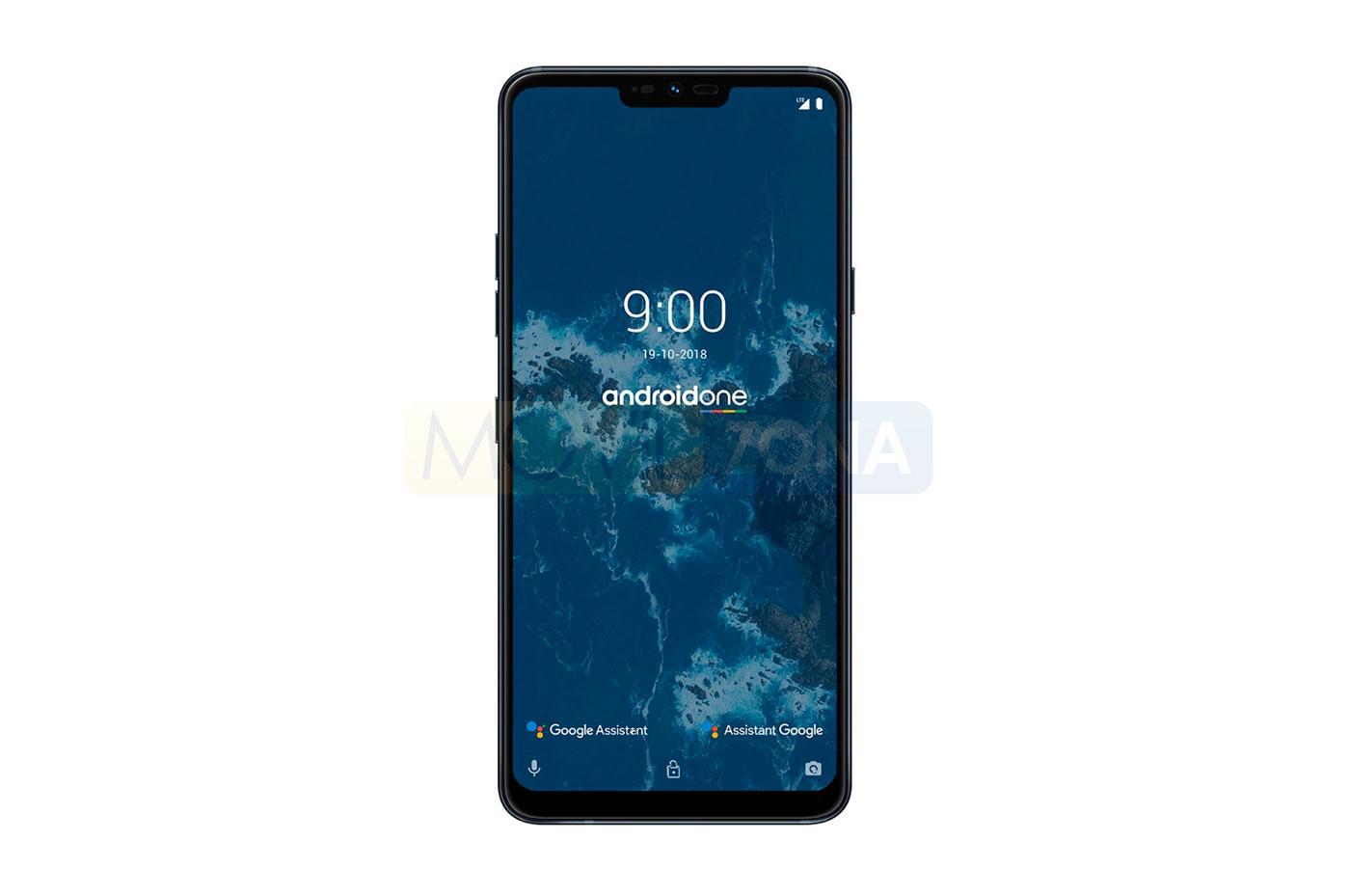 LG G7 One pantalla