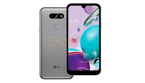 LG K31 diseño