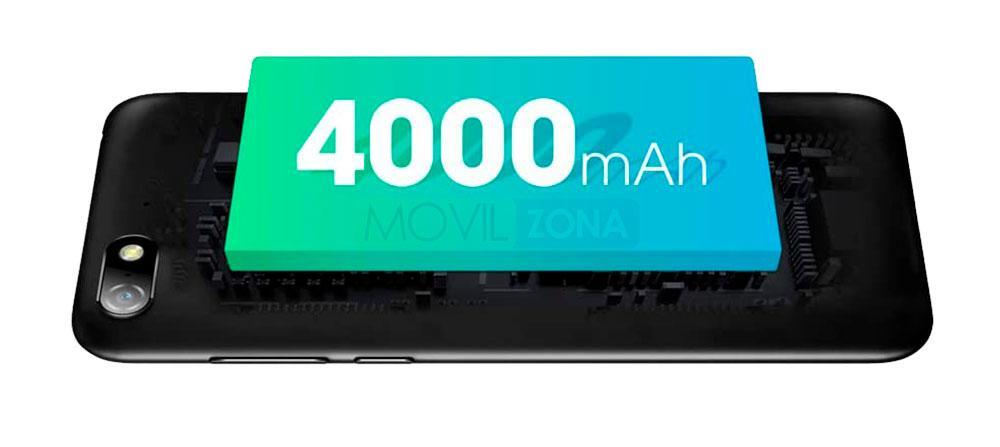 Lenovo A5 batería