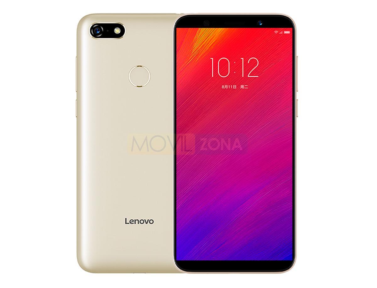 Lenovo A5 color