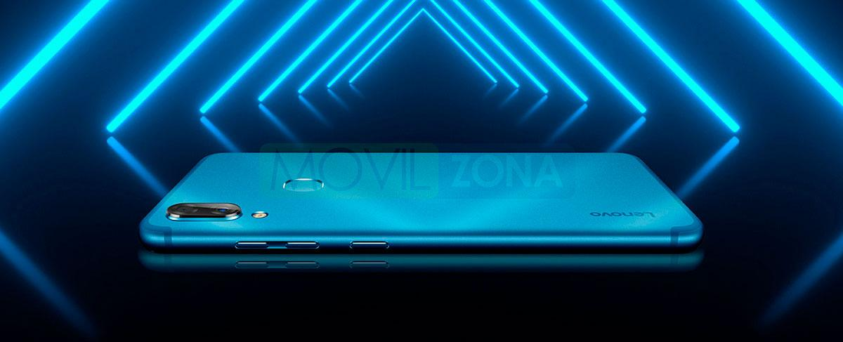 Lenovo S5 Pro pantalla