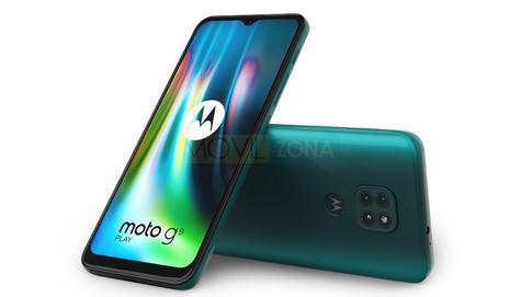 MOTO G9 Play diseño