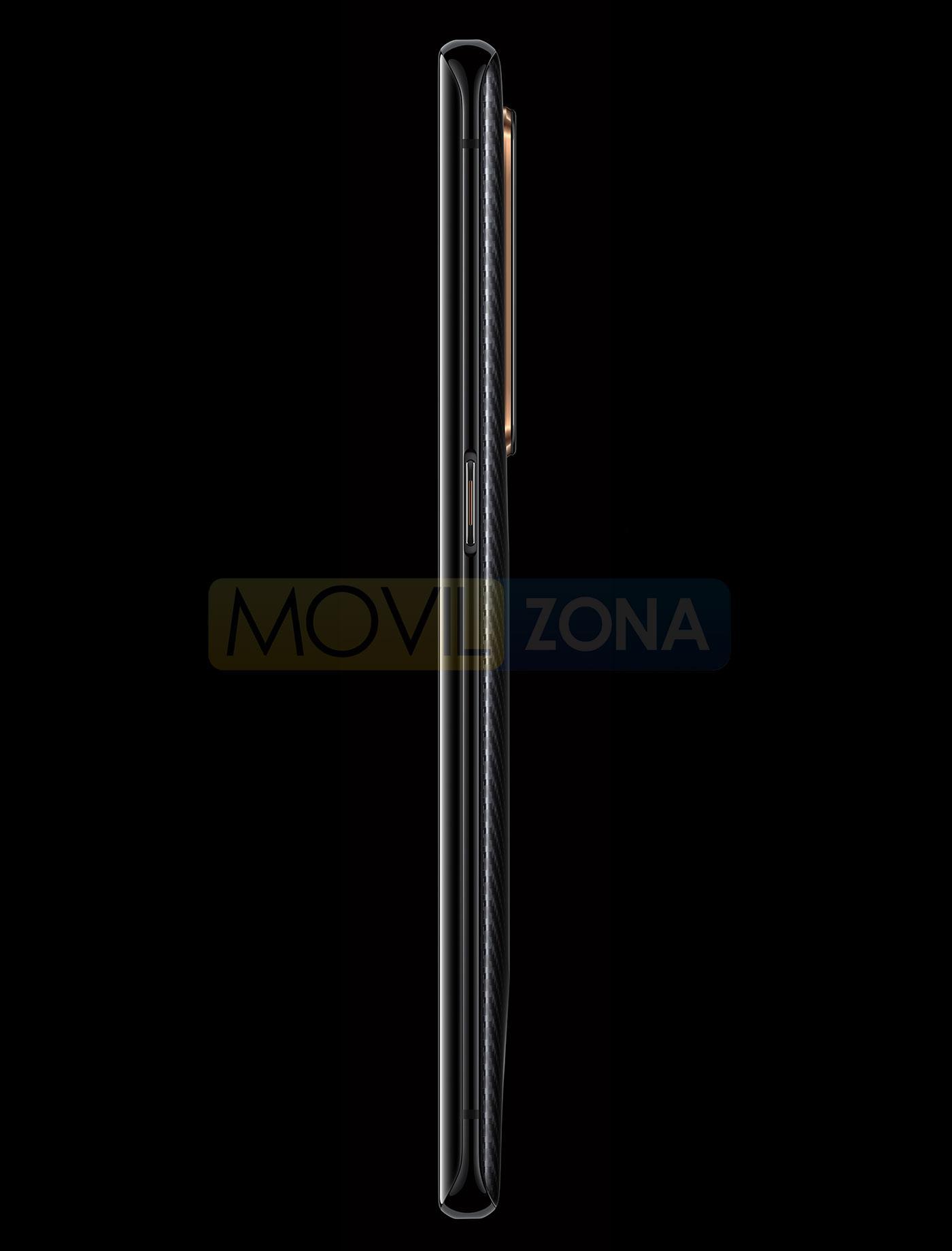 OPPO Find X2 Pro Edición Especial Lamborghini perfil