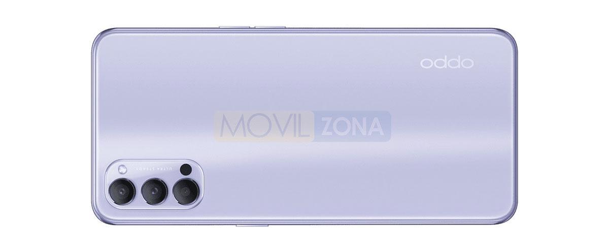 OPPO Reno4 cámara