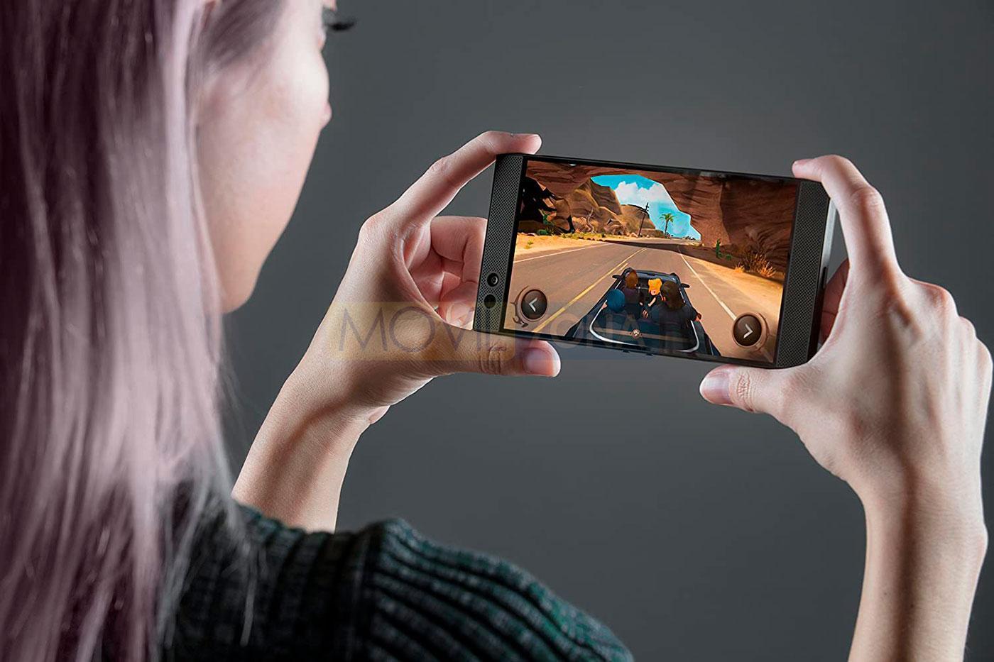 Razer Phone pantalla