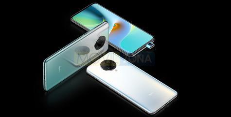 Redmi K30 Ultra diseño