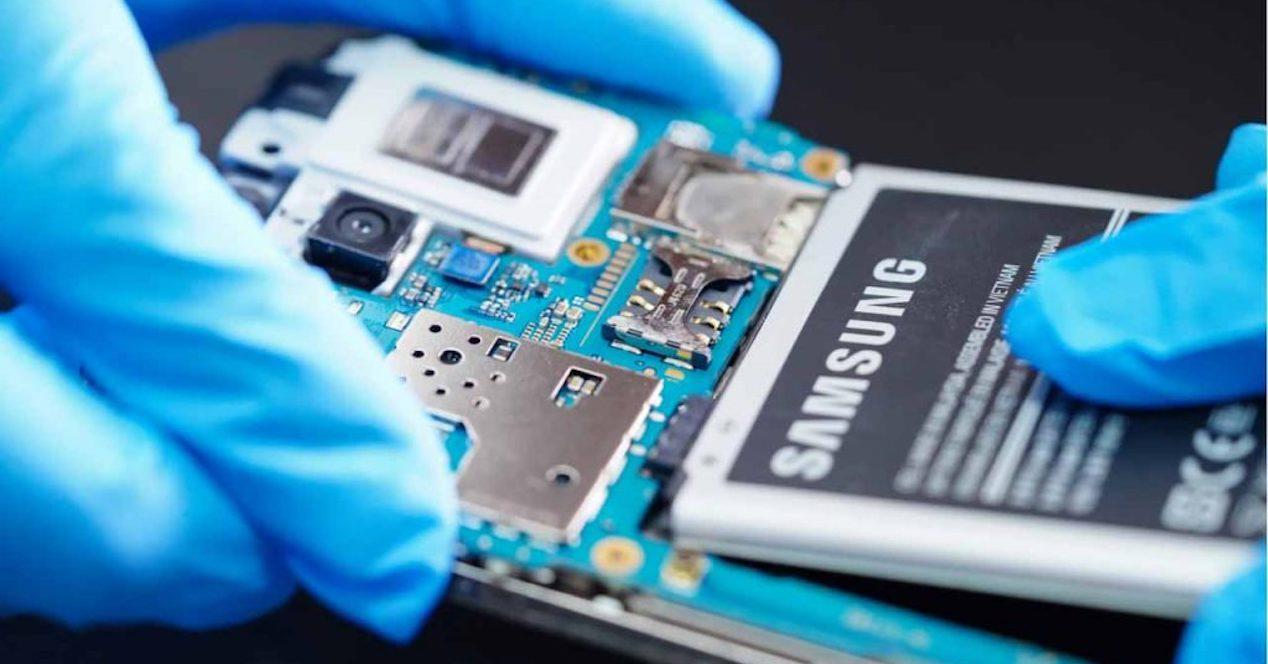 Reparacion Samsung