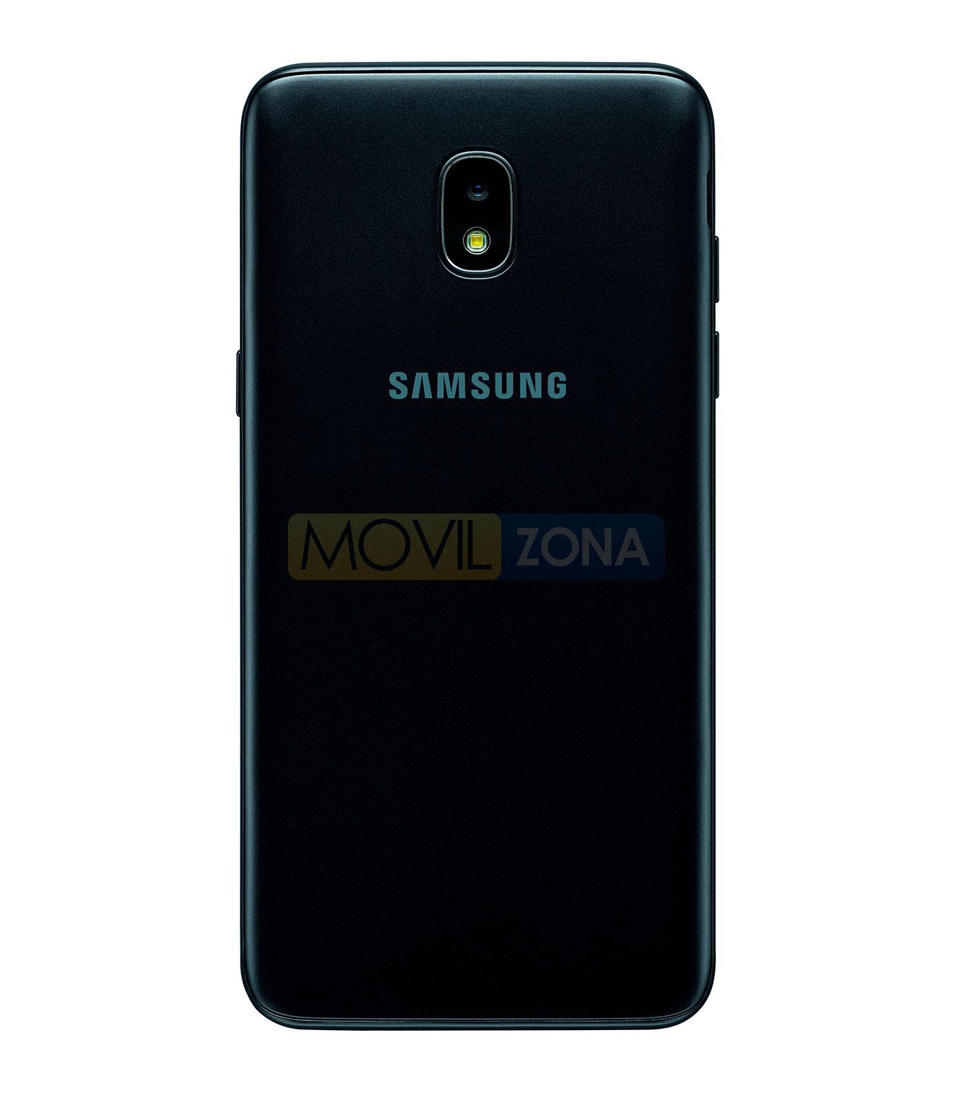 Samsung Galaxy J3 2018 cámara