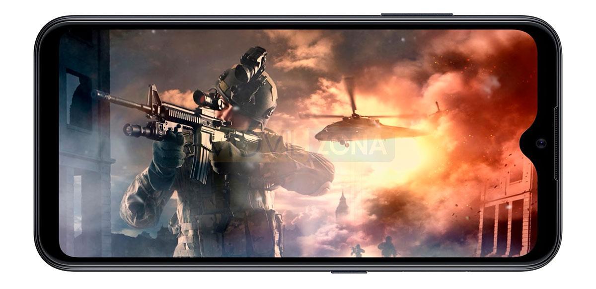 Samsung Galaxy M01 game
