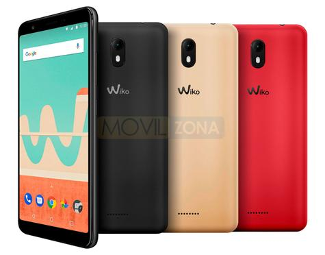 Wiko View GO color
