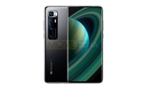 Xiaomi Mi 10 Ultra diseño