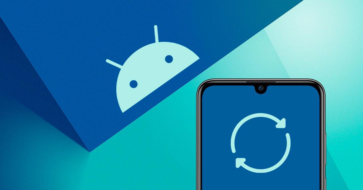 actualizar actualizaciones android