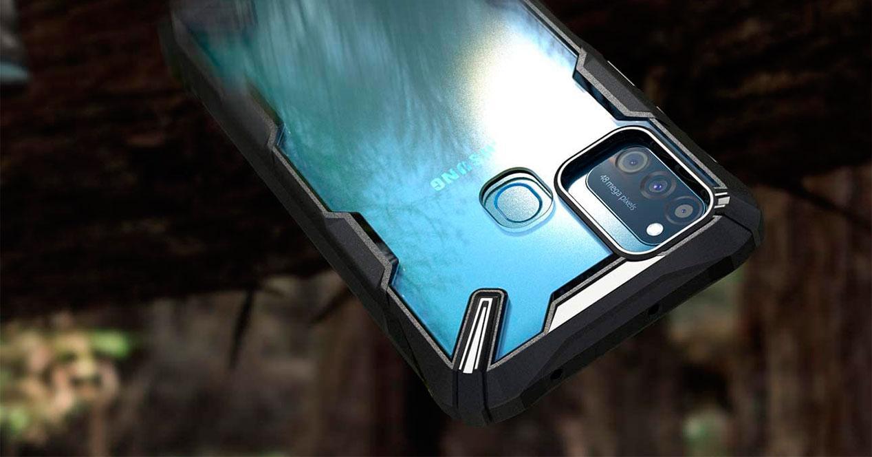 Carcasa Samsung Galaxy M21