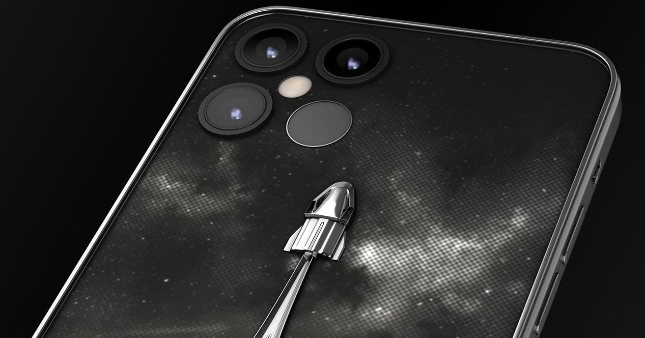 iPhone 12 Pro concepto