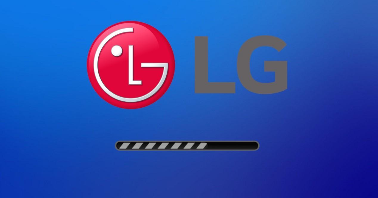 lg actualización