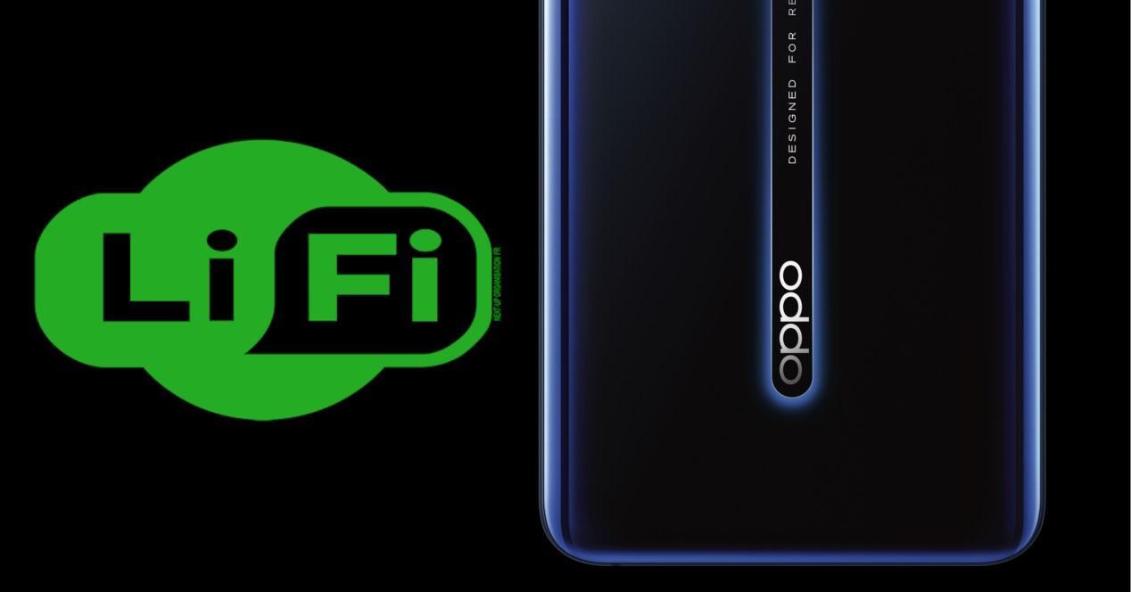 oppo lifi conectividad