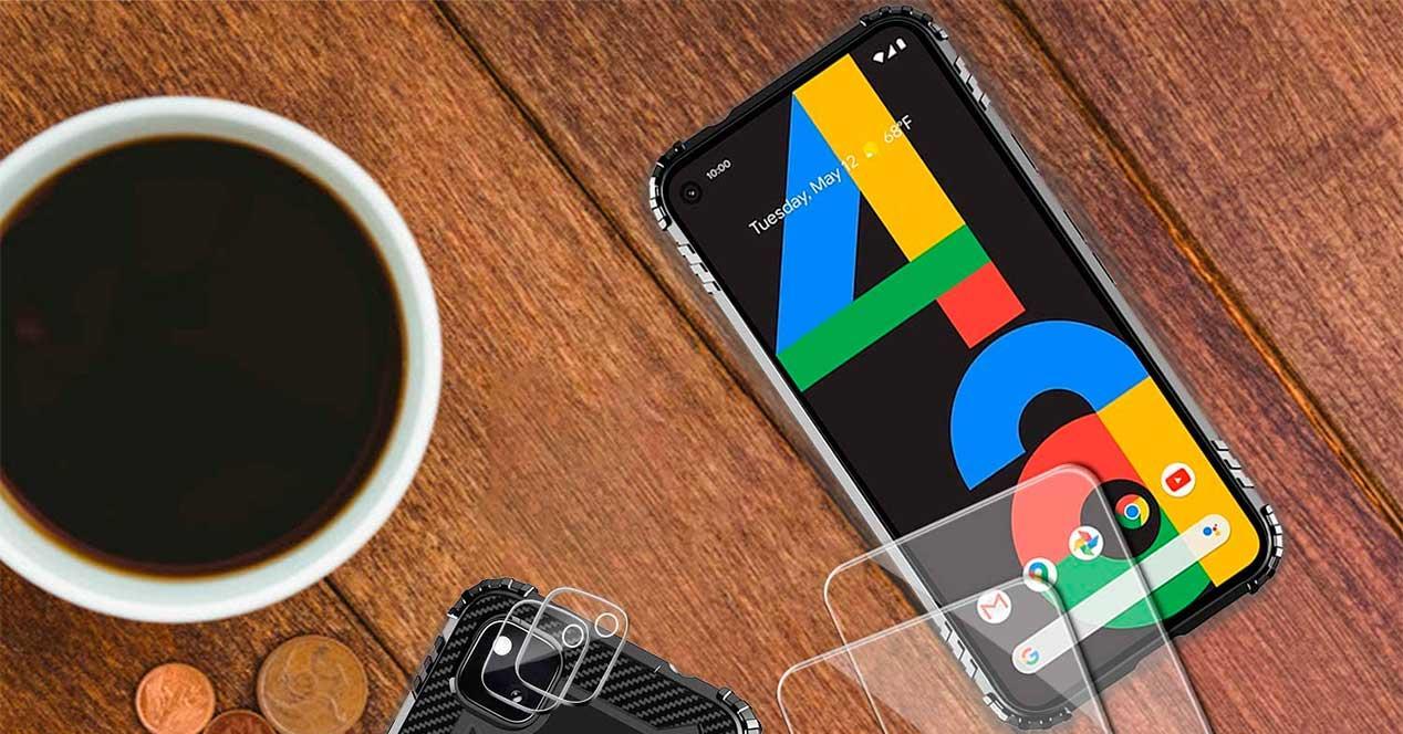 Carcasa Google Pixel 4a