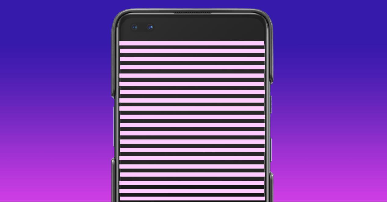 rayas en OnePlus