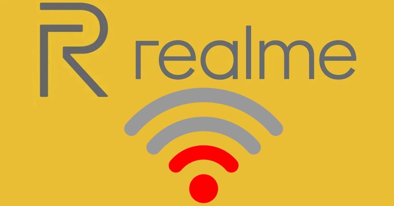 realme icono wifi