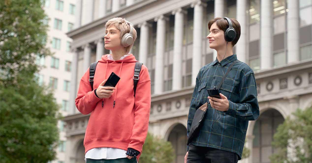 mejorar sonido Sony Xperia
