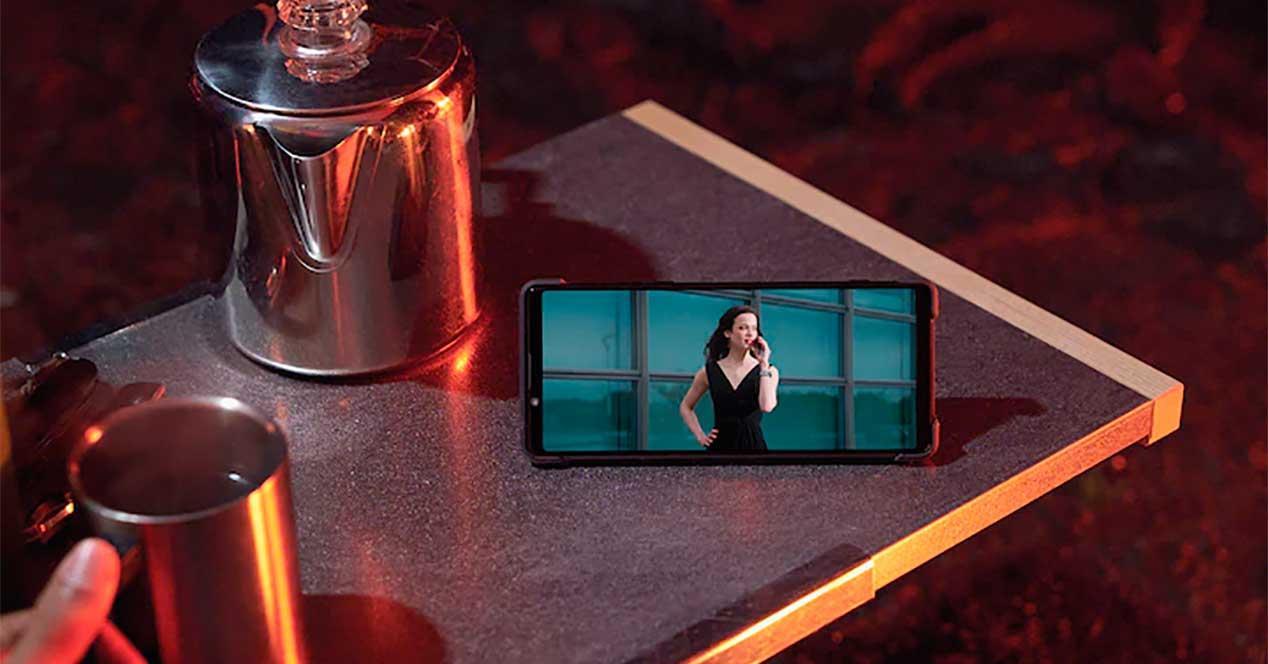 mejorar vídeo Sony Xperia