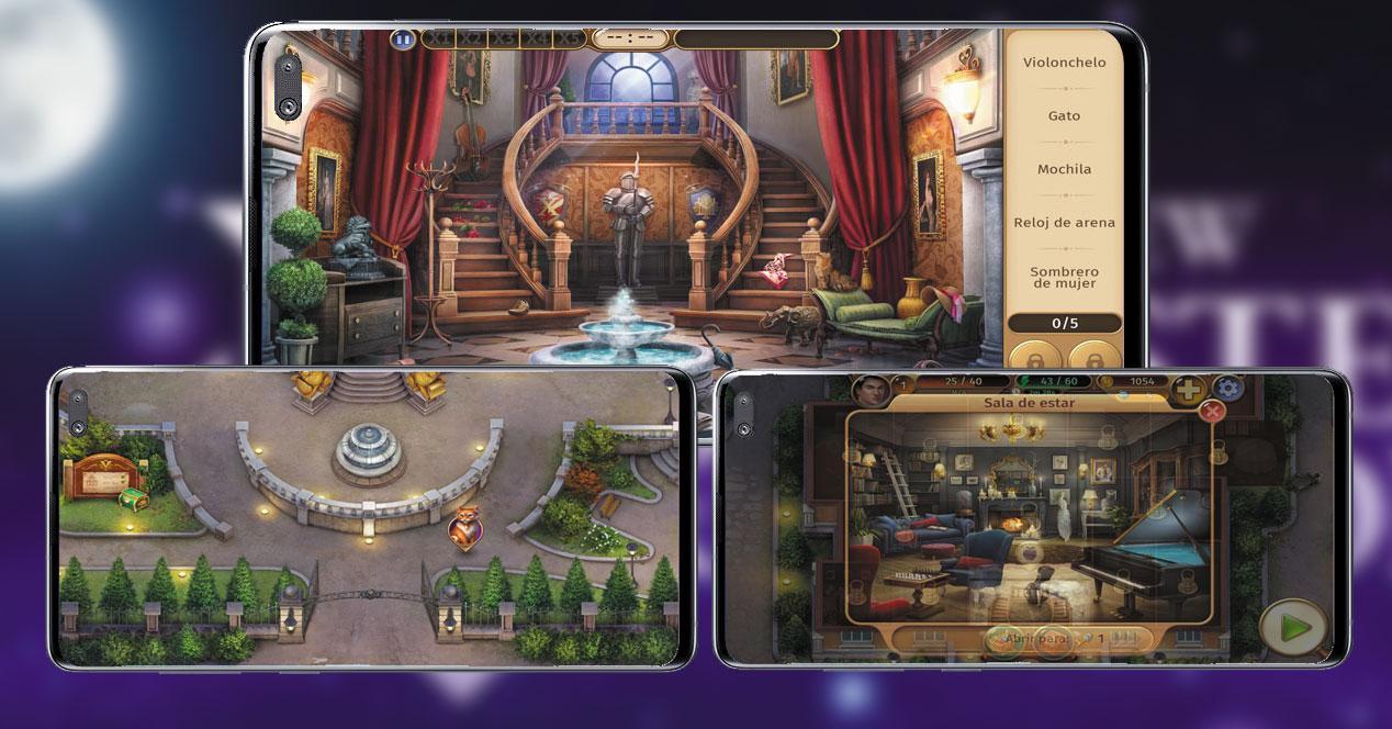 Juego gratis Mystery Manor