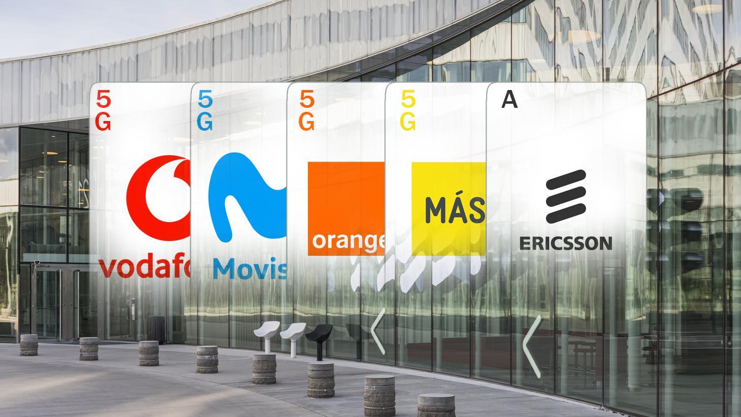 Ericsson 5G con todos los operadores