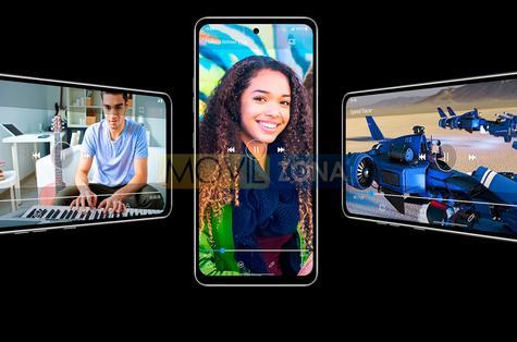 LG Q92 pantalla