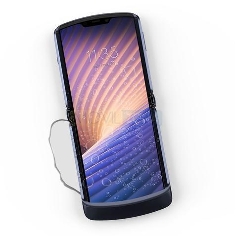 Motorola Razr 5G pantalla