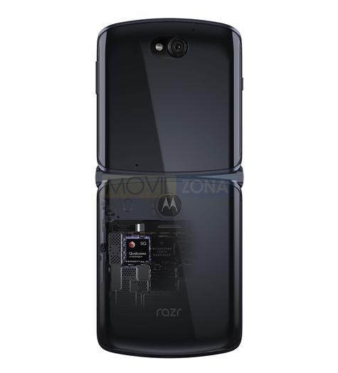 Motorola Razr 5G cámara