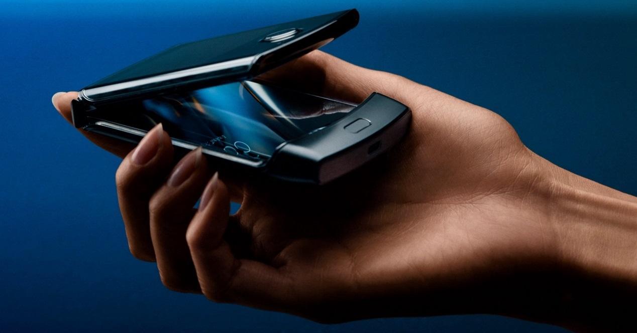 Motorola Razr 5G plegable