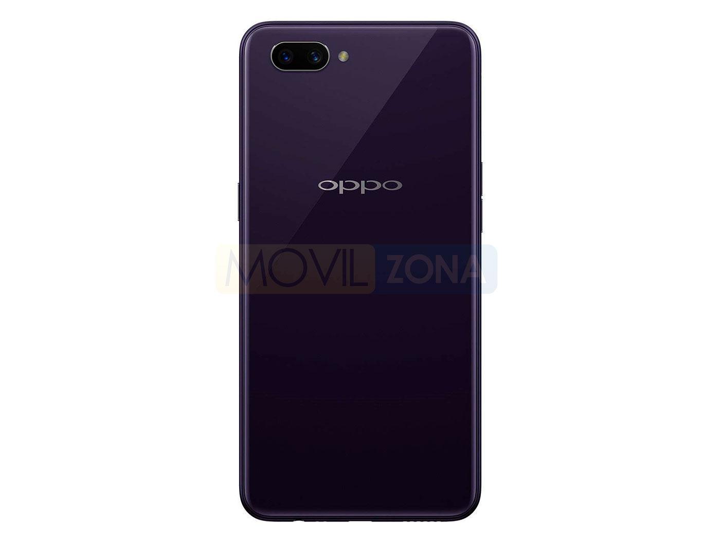 OPPO A3s cámara