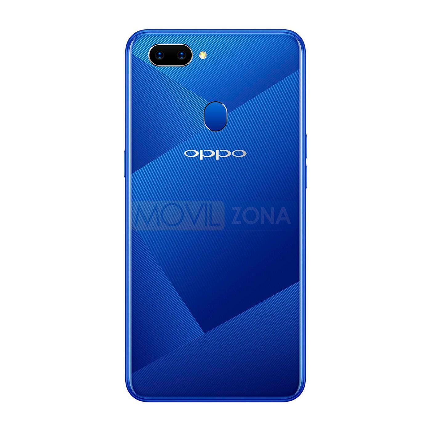 OPPO A5 cámara