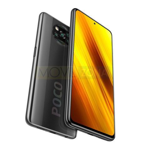 Poco X3 NFC negro