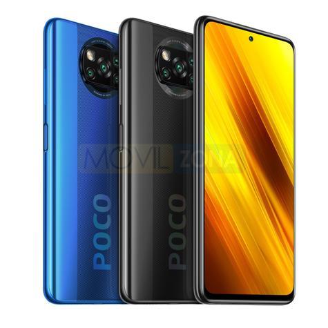 Poco X3 NFC diseño y colores