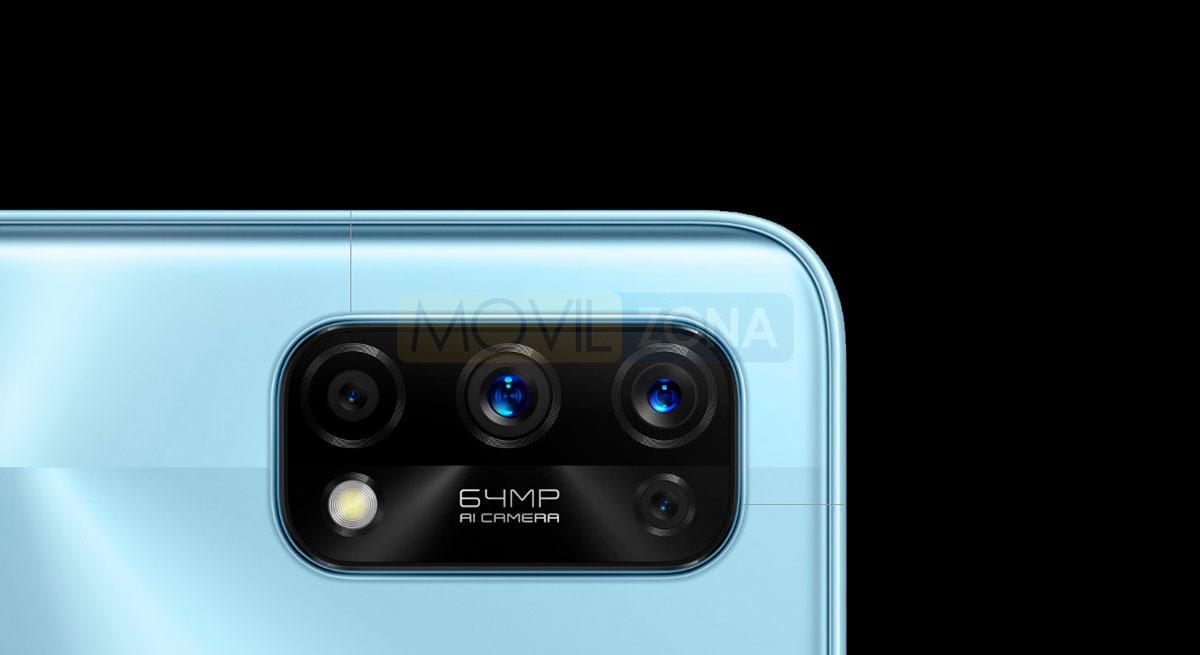 Realme 7 Pro cámara
