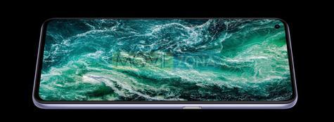 Realme X7 pantalla