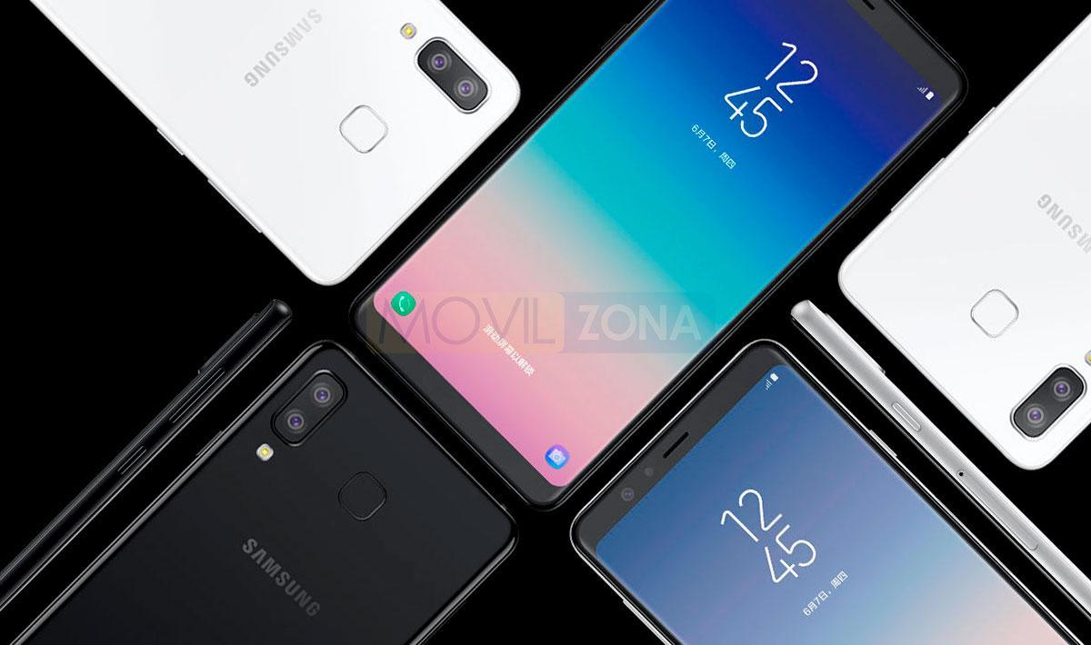 Samsung Galaxy A9 star color