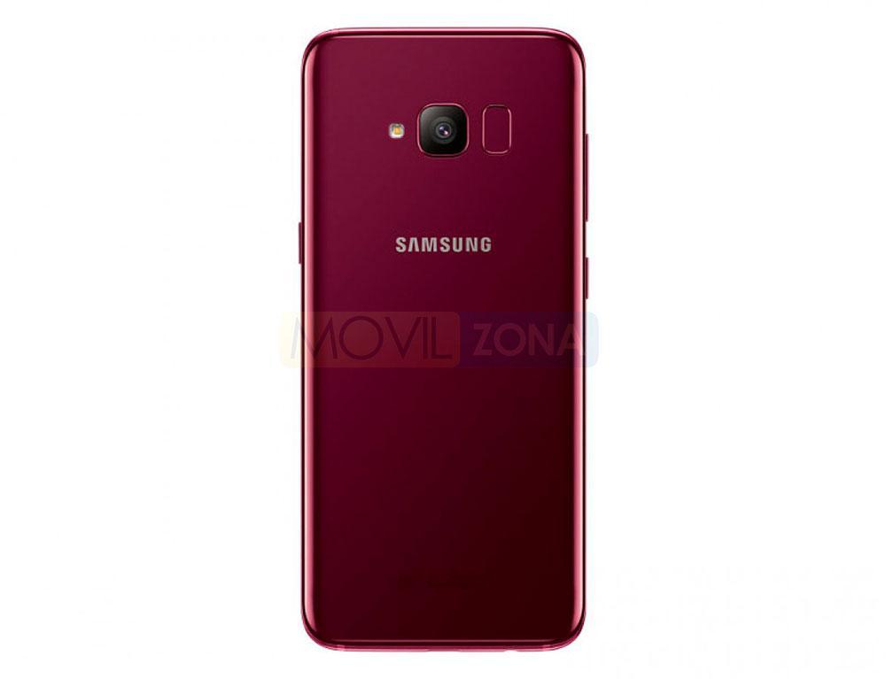 Samsung Galaxy S Light Luxury trasera
