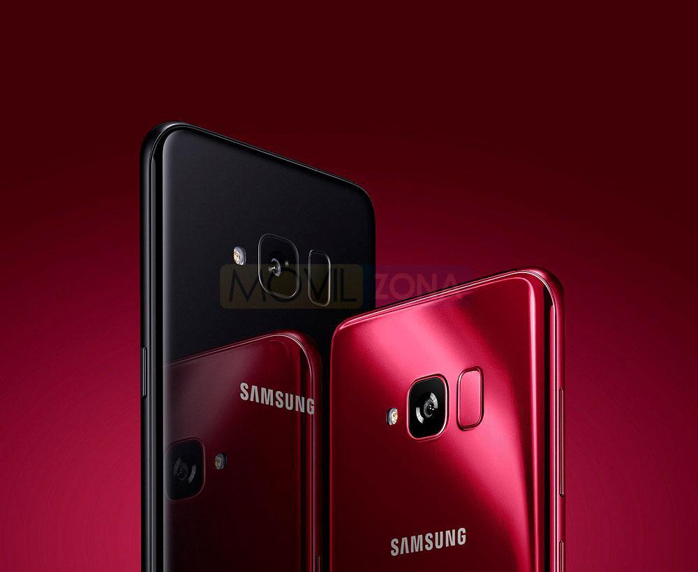 Samsung Galaxy S Light Luxury cámara